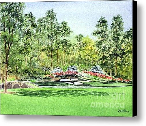 Bill Holkham - Augusta National Golf Cou... Print