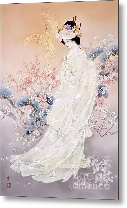 Haruyo Morita - Kihaku Print
