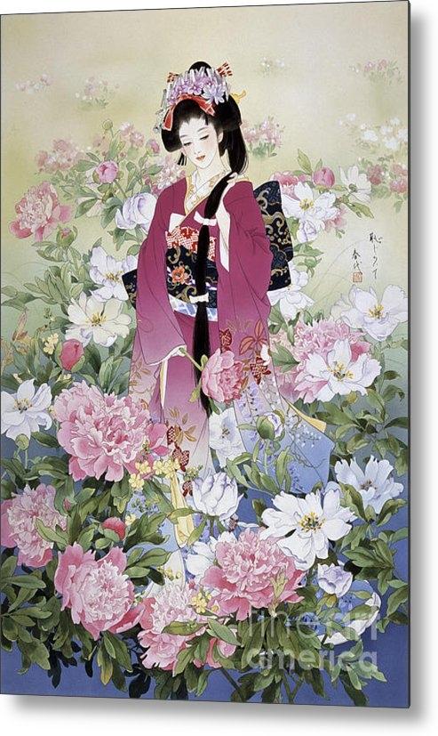 Haruyo Morita - Syakuyaku Print