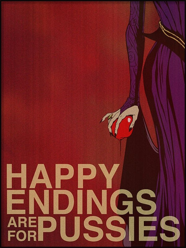 Christopher Ables - Evil Queen Print