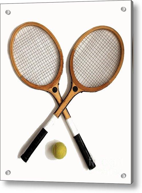 Tom Conway - Tennis Print