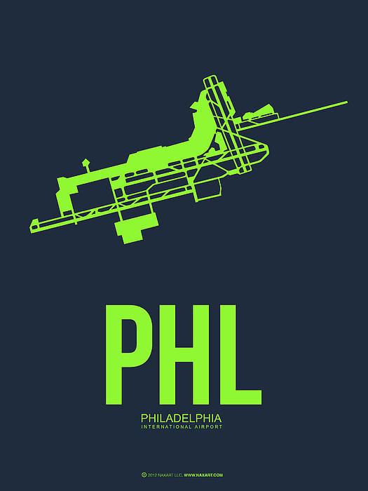 Naxart Studio - PHL Philadelphia Airport ... Print