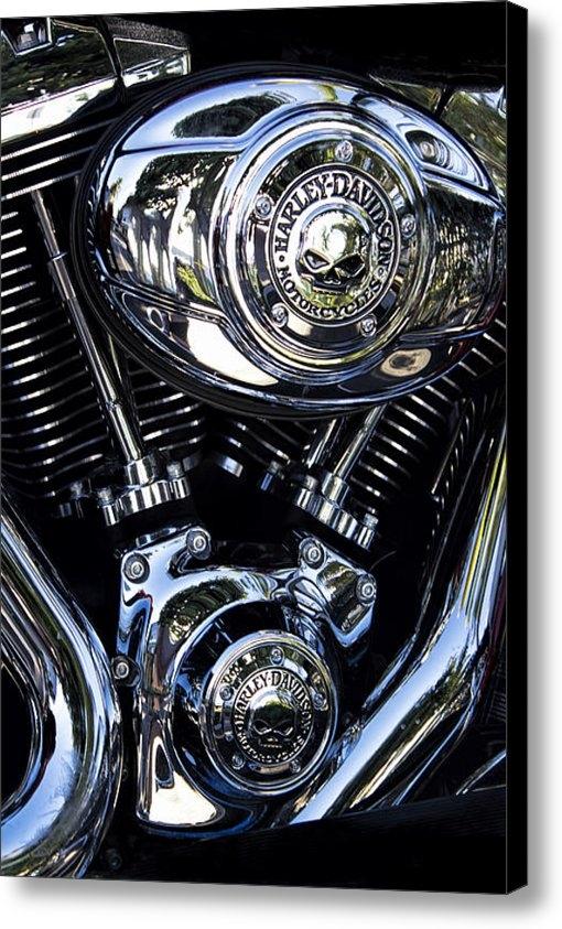 Carlos Diaz - Harley Davidson Series 02 Print