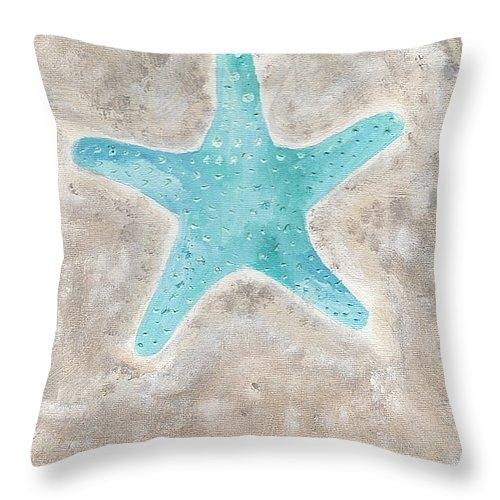 Angela Hawkins - Blue Star Print
