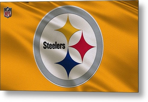 Joe Hamilton - Pittsburgh Steelers Unifo... Print