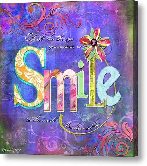 Connie Haley - Boho Bellus SWD Smile Print