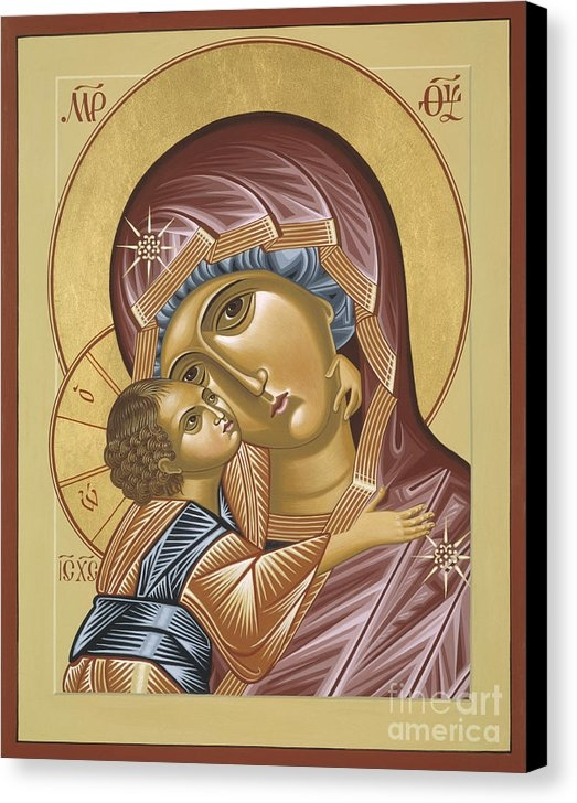 William Hart McNichols - Our Lady of Grace Vladimi... Print