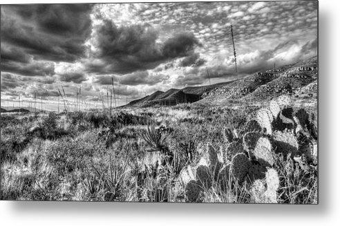 JC Findley - The West Texas Landscape Print