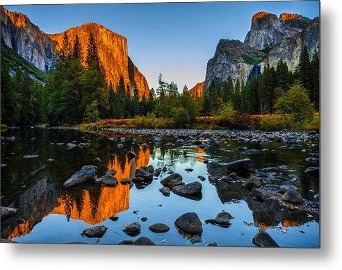 Scott McGuire - Valley View Yosemite Nati... Print