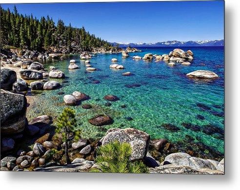 Scott McGuire - Lake Tahoe Waterscape Print