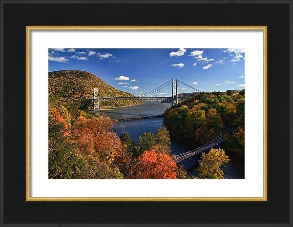 June Marie Sobrito - The Hudson River Valley i... Print