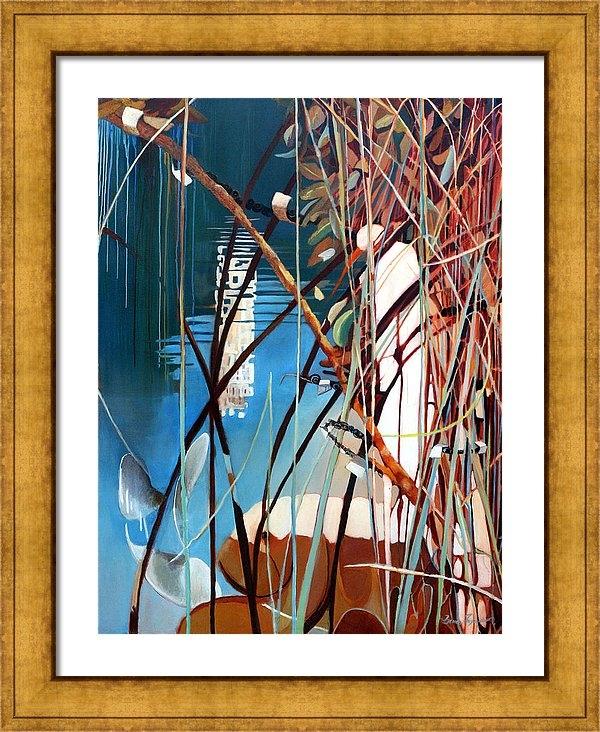 Bruce Ferguson - Conflict of Nature Print