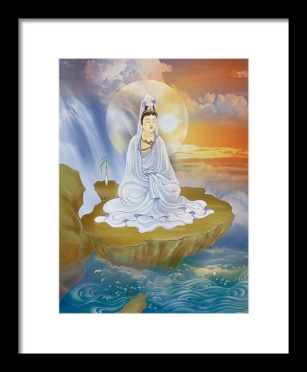 Lanjee Chee - Kwan Yin - Goddess of Com... Print