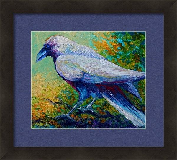 Marion Rose - Spirit Raven Print