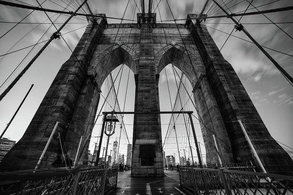 Arya Rossman - Bk Bridge Print
