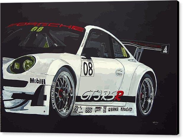 Richard Le Page - Porsche GT3 RSR Print