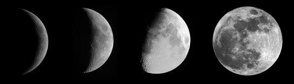 Ian Doktor - Lunar Panorma Print