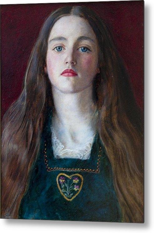 Celestial Images - Portrait of Sophie Gray 1... Print