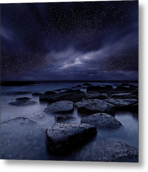 Jorge Maia - Night enigma Print