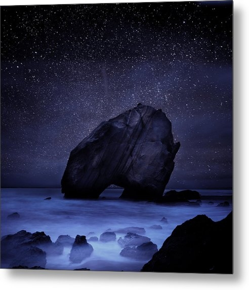 Jorge Maia - Night guardian Print