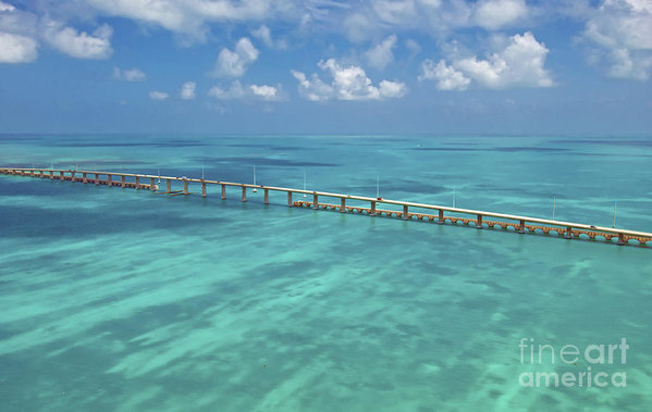 Patrick M Lynch - Overseas Highway Print