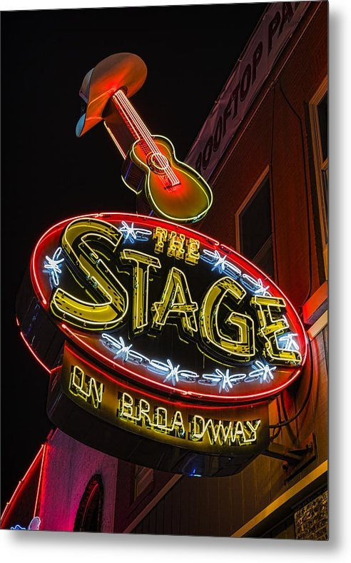 Stephen Stookey - The Stage On Broadway Print
