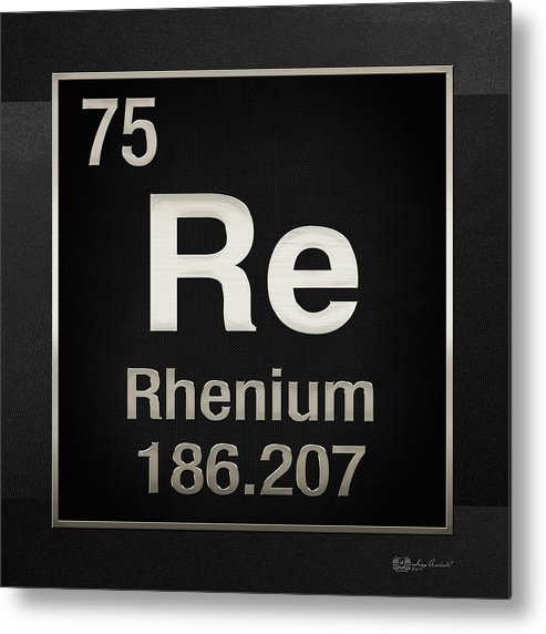 Serge Averbukh - Periodic Table of Element... Print