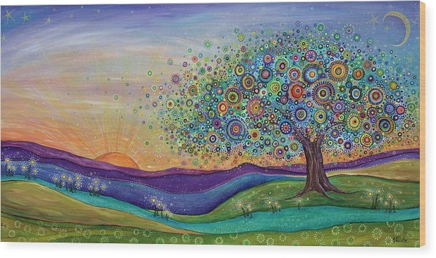 Tanielle Childers - Afterglow - This Beautifu... Print