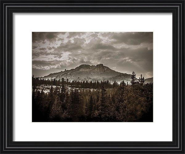 Susan Eileen Evans - Yosemite