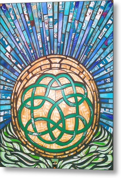 Mary Ellen Bowers - Tree of Life Print