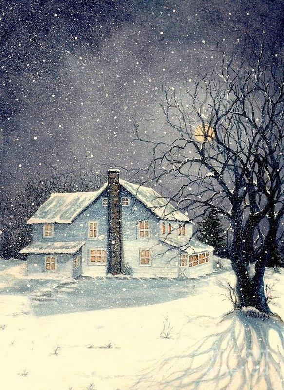 Janine Riley - Winter