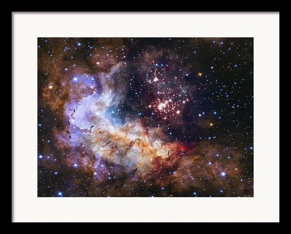 Adam Romanowicz - Westerlund 2 - Hubble 25t... Print