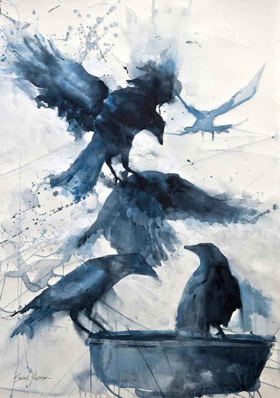 Sarah Yeoman - Totem  Print