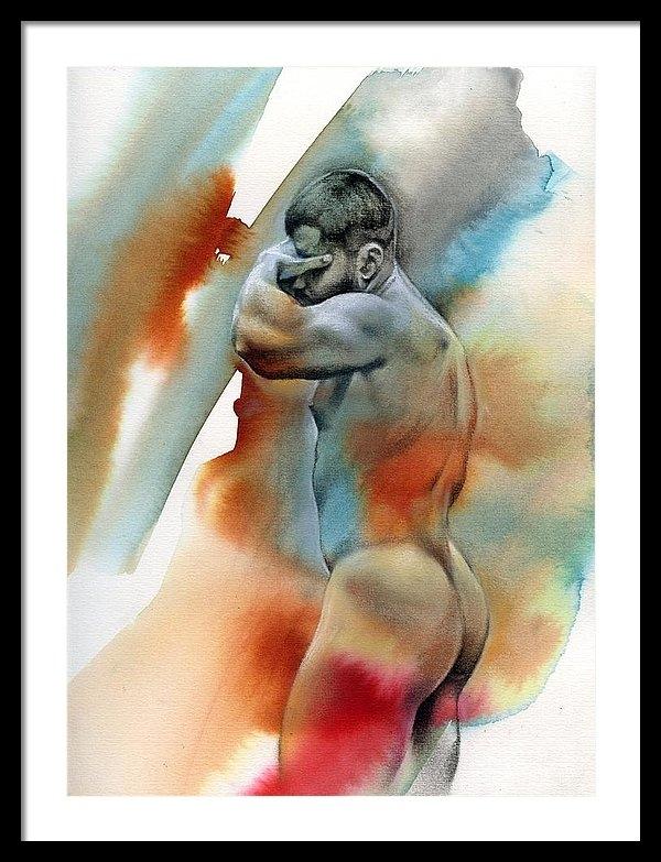 Chris Lopez - Instant 5 Print