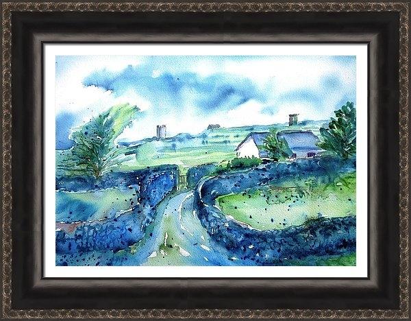 Trudi Doyle -  Boithrin Inisheer Print