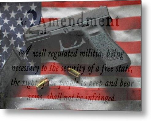 Dan Sproul - The 2nd Amendment Print