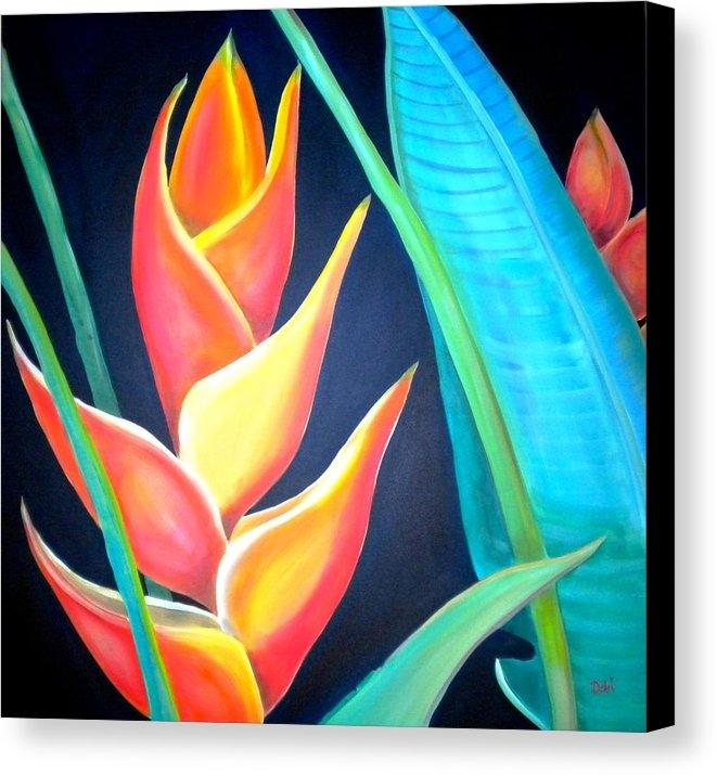 Debi Starr - Tropical Print