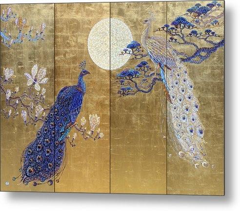 Polina Ogiy - Love Song The Peacock Print