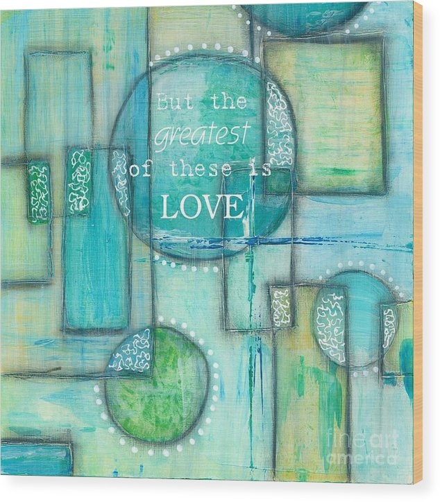 Lana Manis - Love Print