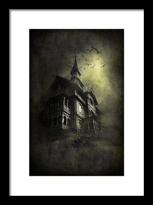 Svetlana Sewell - Mystery light Print