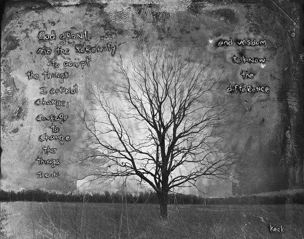 Michel Keck - Scripture Photographs Rel... Print