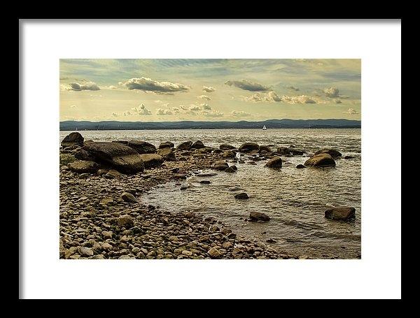Alexander Mendoza - Croton Coastline Print