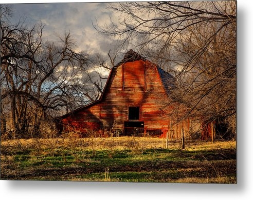 Sean Ramsey - Red Barn Print