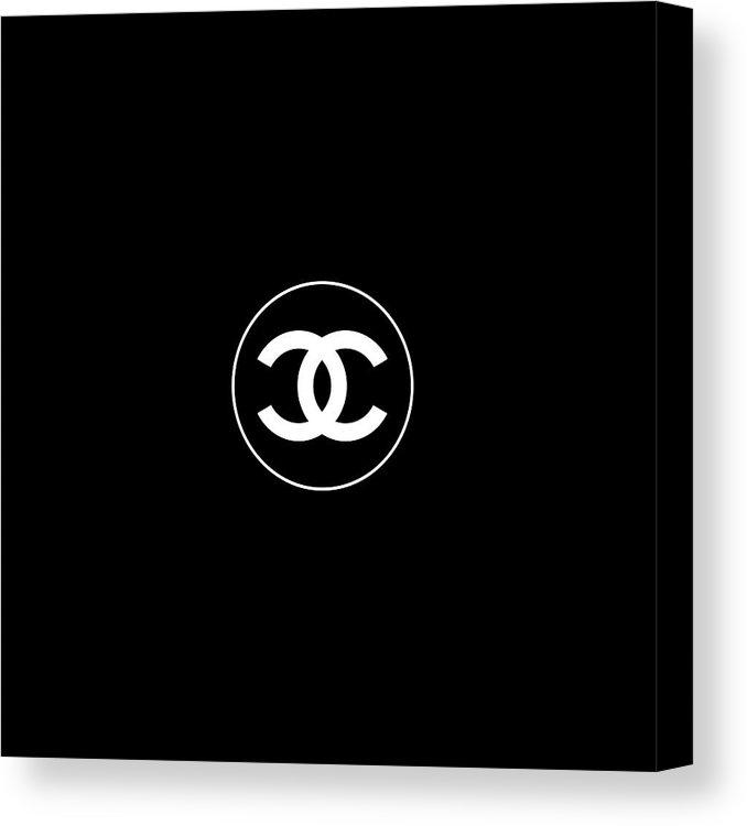 Tres Chic - Coco Chanel Print