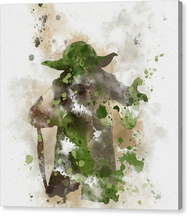 Rebecca Jenkins - Yoda Print