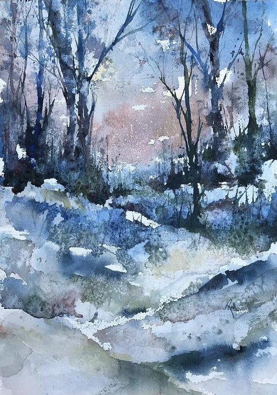 Robin Miller-Bookhout - A Winter