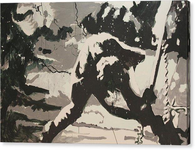 Dustin Spagnola - Paul Simonon Of The Clash Print