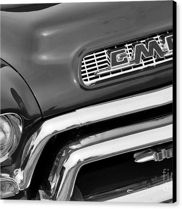 Dennis Hedberg - 1956 GMC Truck Print