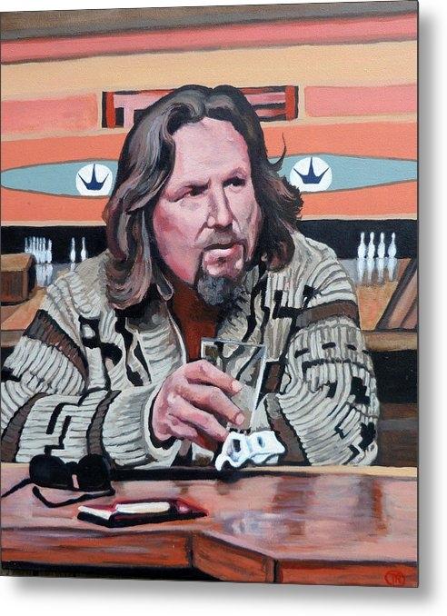 Tom Roderick - The Dude Print