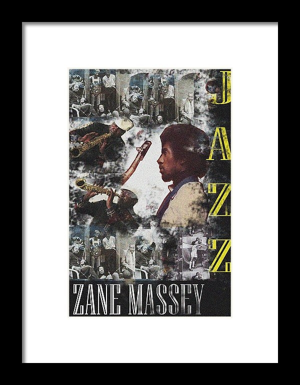 Zine Designs - Zane Massey Tshirt graphic